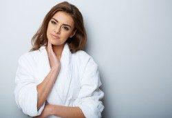 Подмладете се! HIFU лифтинг на околоочен контур или двойна брадичка, кислородна терапия и биолифтинг на цяло лице от Студио Модерно е да си здрав! - Снимка