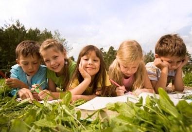 Целодневна занималня за пролетната или лятната ваканция с много забавления и игри за Вашето дете, от образователен център Смехурани! - Снимка