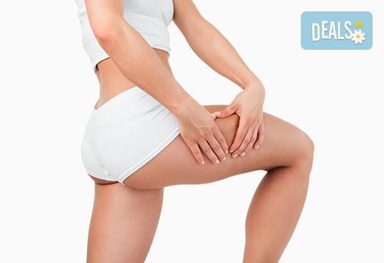 120-минутна антицелулитна и детоксикираща терапия - пилинг със соли от Мъртво море, мануален антицелулитен масаж, Hot Stone терапия и йонна детоксикация в център GreenHealth! - Снимка 3