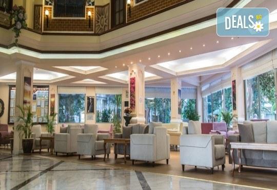Почивка в Сиде, Турция, с Караджъ Турс! 7 нощувки All Inclusive в Venus Hotel 4*, директен чартърен полет, летищни такси, багаж, трансфери - Снимка 3