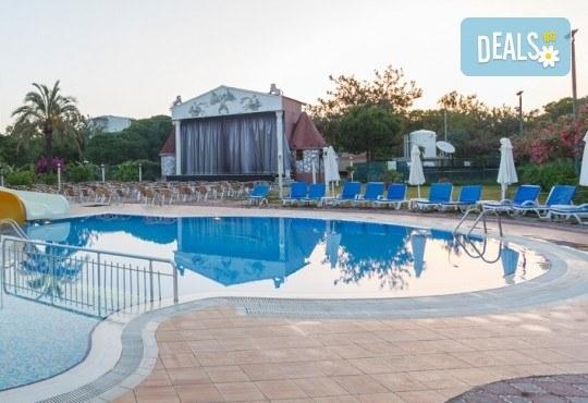 Почивка в Сиде, Турция, с Караджъ Турс! 7 нощувки All Inclusive в Venus Hotel 4*, директен чартърен полет, летищни такси, багаж, трансфери - Снимка 6