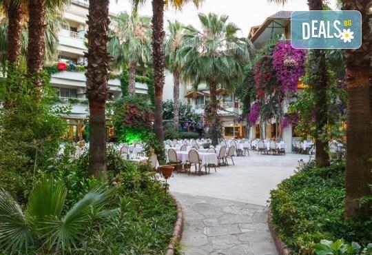 Почивка в Сиде, Турция, с Караджъ Турс! 7 нощувки All Inclusive в Venus Hotel 4*, директен чартърен полет, летищни такси, багаж, трансфери - Снимка 2