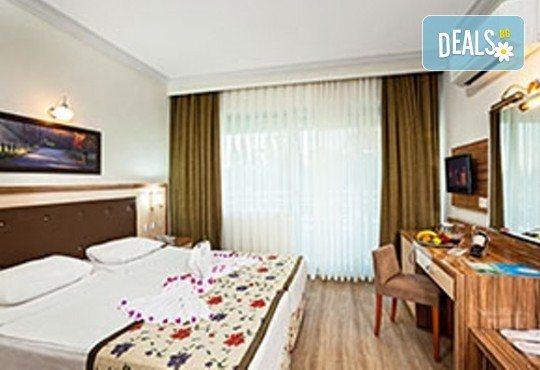 Почивка в Сиде, Турция, с Караджъ Турс! 7 нощувки All Inclusive в Venus Hotel 4*, директен чартърен полет, летищни такси, багаж, трансфери - Снимка 4