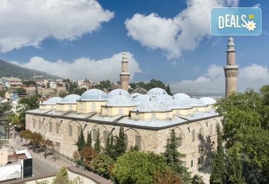 Екскурзия до Бурса и Одрин, Турция! 2 нощувки със закуски, транспорт, посещение на Одринската борса и въможност за посещение на Националния Парк Улуда - Снимка 3