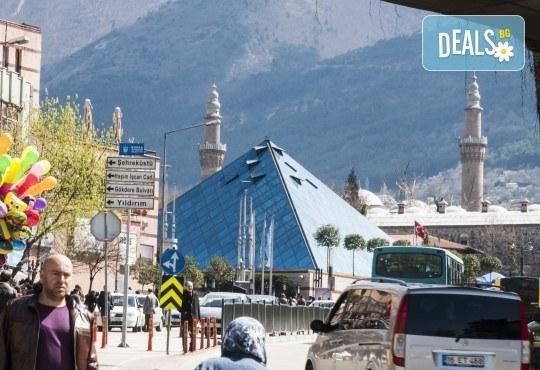 Екскурзия до Бурса и Одрин, Турция! 2 нощувки със закуски, транспорт, посещение на Одринската борса и въможност за посещение на Националния Парк Улуда - Снимка 2
