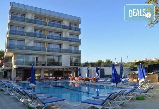 Почивка в Кушадасъ, през май, с Дениз Травел! 7 нощувки All Inclusive в Хотел BELMARE 4 *, възможност за транспорт - Снимка 1