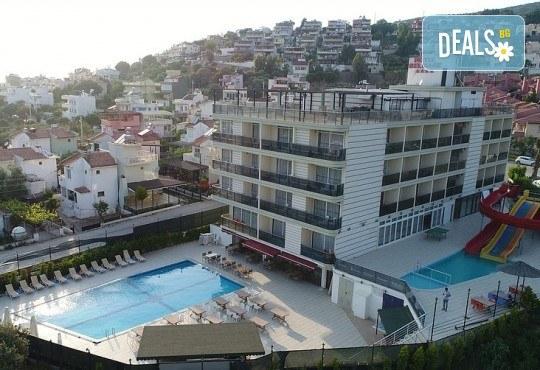 Почивка в Кушадасъ, през май, с Дениз Травел! 7 нощувки All Inclusive в Хотел BELMARE 4 *, възможност за транспорт - Снимка 2