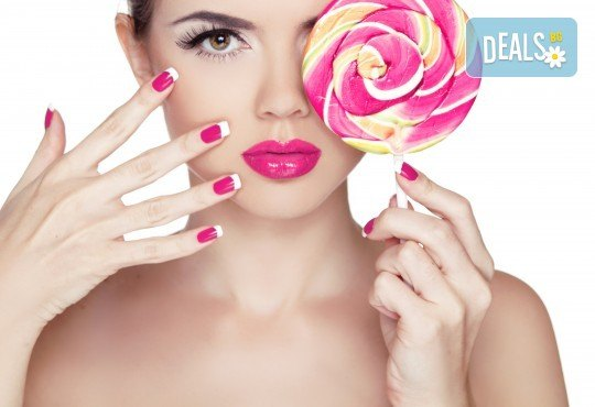 Завършете визията си с перфектен маникюр! Изграждане на ноктопластика с гел и дълготраен маникюр с гел лакове Gelish, Bluesky и CND от Art beauty studio S&D, в центъра на София! - Снимка 4