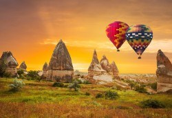 Потвърдено пътуване! Екскурзия през май до Кападокия, Истанбул, Анкара, Коня и Бурса! 7 нощувки със 7 закуски и 5 вечери, транспорт и водач от агенция Шанс 95! - Снимка