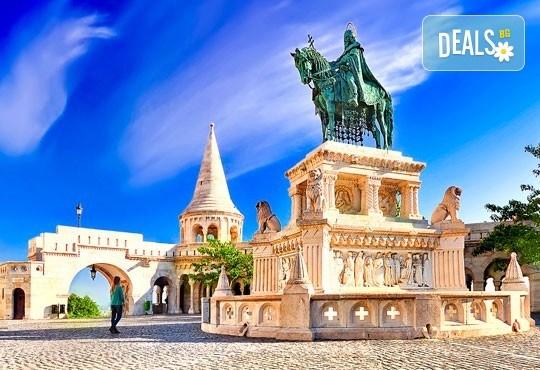 Септемврийски празници в Прага, Будапеща и Виена: 5 нощувки и закуски, транспорт
