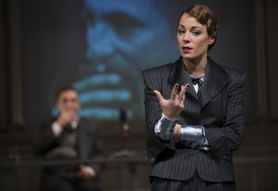 Съдебен процес с ваше участие в Театър София! Гледайте Нощта на 16-ти януари от Айн Ранд на 18.04. от 19ч., билет за един - Снимка