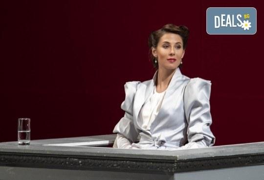 Съдебен процес с ваше участие в Театър София! Гледайте Нощта на 16-ти януари от Айн Ранд на 18.04. от 19ч., билет за един - Снимка 3
