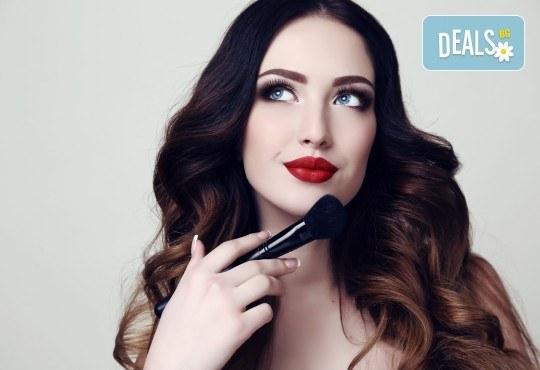 Професионален грим за всеки повод с козметика на Lollipop и Radiant в салон за красота Персона! - Снимка 2