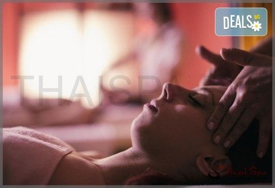 115-минутен тайландски обновяващ СПА ритуал Натурален бласък! Масаж, арганова хидратация на цяло тяло и медено-билков детокс за един или двама от Thai SPA! - Снимка 3