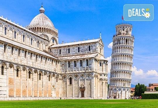 За Великден до Рим, Пиза, Флоренция и Венеция: 7 нощувки и закуски, транспорт. Потвърдена!
