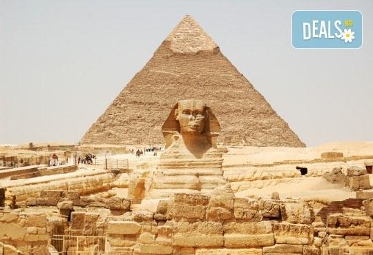 Екзотична почивка в Египет през пролетта! 6 нощувки на база All Inclusive в Lemon & Soul Garden Makadi 4* и 1 нощувка на база НВ в Кайро, самолетен билет и трансфери, водач от Онекс Тур! - Снимка 1