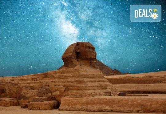 Екзотична почивка в Египет през пролетта! 6 нощувки на база All Inclusive в Lemon & Soul Garden Makadi 4* и 1 нощувка на база НВ в Кайро, самолетен билет и трансфери, водач от Онекс Тур! - Снимка 2