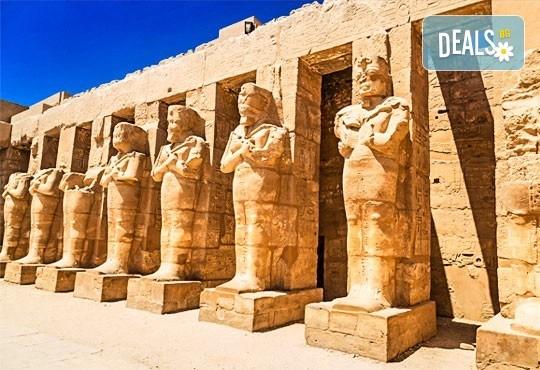 Екзотична почивка в Египет през пролетта! 6 нощувки на база All Inclusive в Lemon & Soul Garden Makadi 4* и 1 нощувка на база НВ в Кайро, самолетен билет и трансфери, водач от Онекс Тур! - Снимка 7