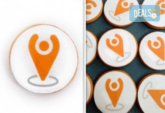 За Великден! Бисквити със снимка за празници: Великден, Цветница или Рожден ден, от майстор-сладкарите на Muffin House! - Снимка 7