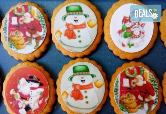 За Великден! Бисквити със снимка за празници: Великден, Цветница или Рожден ден, от майстор-сладкарите на Muffin House! - Снимка 4