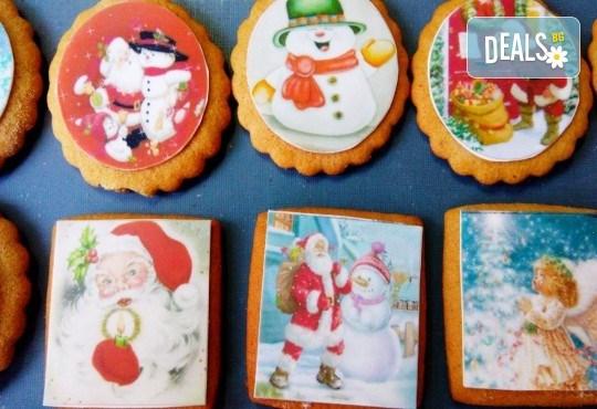 За Великден! Бисквити със снимка за празници: Великден, Цветница или Рожден ден, от майстор-сладкарите на Muffin House! - Снимка 2