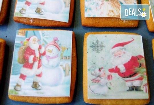 За Великден! Бисквити със снимка за празници: Великден, Цветница или Рожден ден, от майстор-сладкарите на Muffin House! - Снимка 3