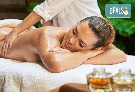 Релакс от Далечния Изток! 75-минутен тибетски енергиен масаж на цяло тяло в студио Giro! - Снимка 1