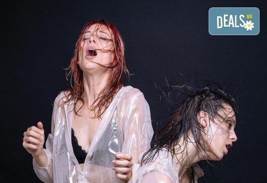 На 17-ти април (сряда) гледайте Пияните с Весела Бабина, Геро и Анастасия Лютова в Малък градски театър Зад канала! - Снимка 7
