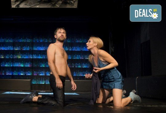 На 17-ти април (сряда) гледайте Пияните с Весела Бабина, Геро и Анастасия Лютова в Малък градски театър Зад канала! - Снимка 3