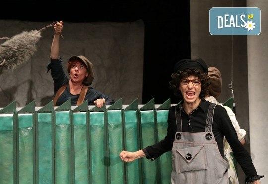 За децата! На 21-ви април (неделя) гледайте Том Сойер по едноименния детски роман на Марк Твен в Малък градски театър Зад канала! - Снимка 3