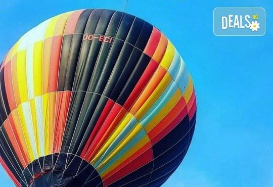 Красота във всички сезони! Вижте София от птичи поглед с панорамно издигане с балон плюс Full HD заснемане от Extreme sport! - Снимка 2