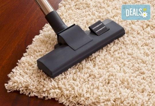 Професионално машинно пране и подсушаване на килими, мокети и пътеки на Ваш адрес от професионално почистване КИМИ! - Снимка 2
