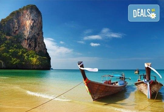 Екзотична почивка на остров Пукет в Тайланд! 7 нощувки със закуски в хотел 4*, самолетен билет с летищни такси, чекиран багаж и трансфери! - Снимка 4