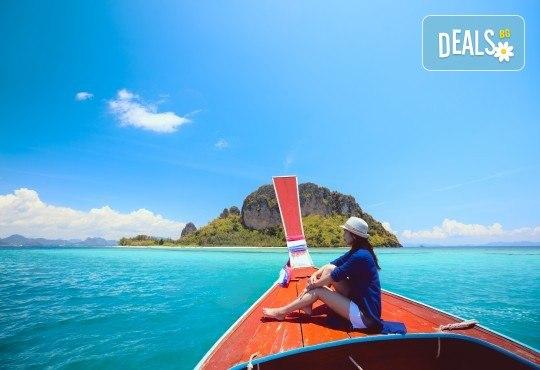 Екзотична почивка на остров Пукет в Тайланд! 7 нощувки със закуски в хотел 4*, самолетен билет с летищни такси, чекиран багаж и трансфери! - Снимка 5