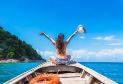 Екзотична почивка на остров Пукет в Тайланд! 7 нощувки със закуски в хотел 4*, самолетен билет с летищни такси, чекиран багаж и трансфери! - Снимка