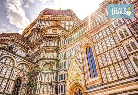 Самолетна екскурзия до Флоренция на дата по избор със Z Tour! 3 нощувки със закуски, билет, летищни такси и трансфери! Индивидуално пътуване - Снимка 3