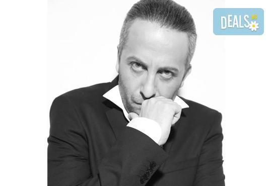 Mоноспектакълът на Мариус Куркински с представление № 100! Гледайте ЧЕРНОТО ПИЛЕ, на 19.04. от 20:00 ч, в зала 1 на НДК, 1 билет - Снимка 2