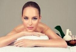 40- или 70-минутен класически, релаксиращ или дълбокотъканен масаж на цяло тяло с ароматни масла и бонус: масаж на глава и лице в салон Moataz Style! - Снимка