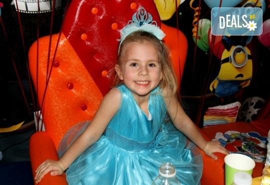 Фото заснемане нa рожден ден, имен ден, детско парти или юбилей - до 1 час, с неограничен брой кадри, фотосесия и подарък DVD - Снимка 7