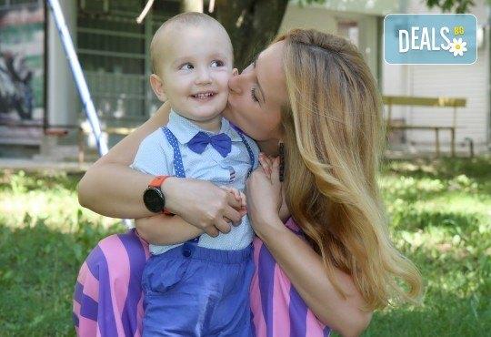 Фото заснемане на семеен празник, рожден ден или юбилей - 1 час, фотосесия и подарък