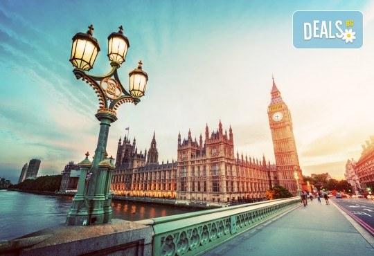 Самолетна екскурзия до Лондон на дата по избор със Z Tour! 3 нощувки със закуски в централен хотел 2*, билет, летищни такси и трансфери! Индивидуално пътуване! - Снимка 6