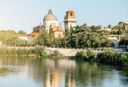 От Варна! Самолетна екскурзия с децата за 1 юни до Италия! 3 нощувки със закуски във Верона и Бергамо, самолетен билет и възможност за посещение на Гардаленд! - Снимка