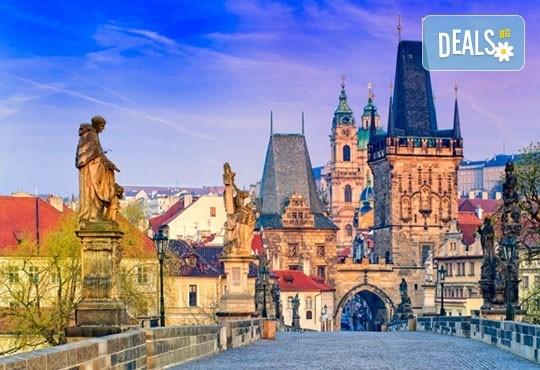 Екскурзия до сърцето на Европа! 3 нощувки със закуски в Прага и Братислава, транспорт и водач от Дари Травел! - Снимка 4