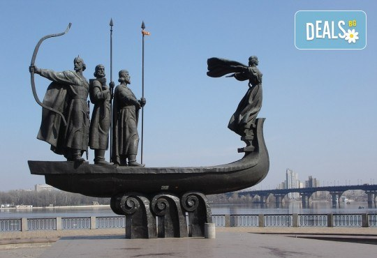 Екскурзия през юни до Киев, Одеса и Кишинев! 3 нощувки със закуски, транспорт с включени пътни такси и водач от Дари Травел! - Снимка 1