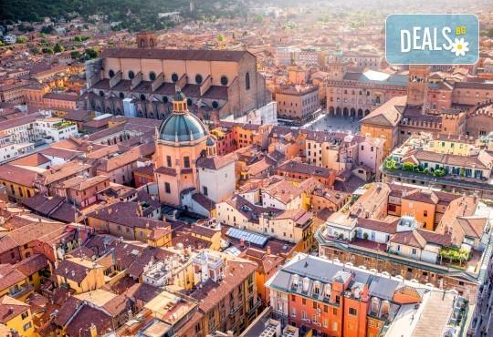 Екскурзия до Флоренция, Пиза, Болоня, октомври: 2 нощувки и закуски, транспорт и програма