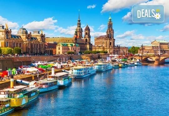 Екскурзия през септември до Прага, Дрезден, Виена, Братислава, Будапеща! 3 нощувки със закуски, транспорт с автобус и самолет, обиколка на Дрезден с екскурзовод - Снимка 1