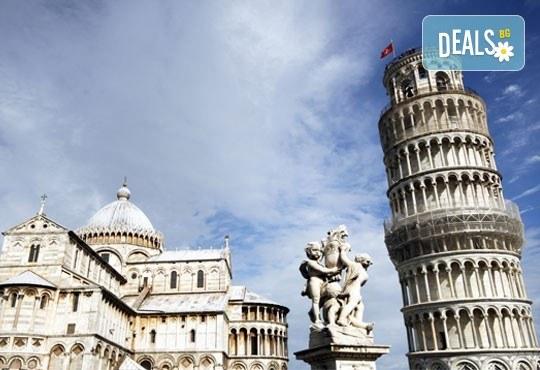 Самолетна екскурзия през октомври до Италия, Монтекатини Терме! 4 нощувки, закуски и вечери, билет, трансфери, обиколки във Флоренция, Пиза, Сиена, Чинкуе Терре! - Снимка 4