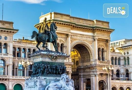 Вижте Милано и Перлите на Френската ривиера през октомври с Дари Травел!! 4 нощувки със закуски, самолетни билети с летищни такси, водач и обиколки в Милано, Бергамо - Снимка 10