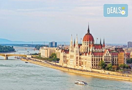 Септемврийски празници в Прага и Будапеща: 3 нощувки, закуски, транспорт