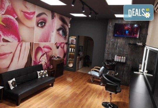 Хубава жена! Мануално почистване на лице с медицинската козметика Academie в Студио BEAUTY STAR до Mall of Sofia - Снимка 5